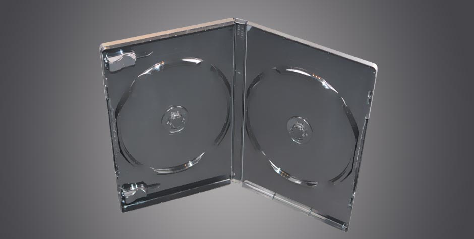 DVD-Doppelbox (Side by Side)