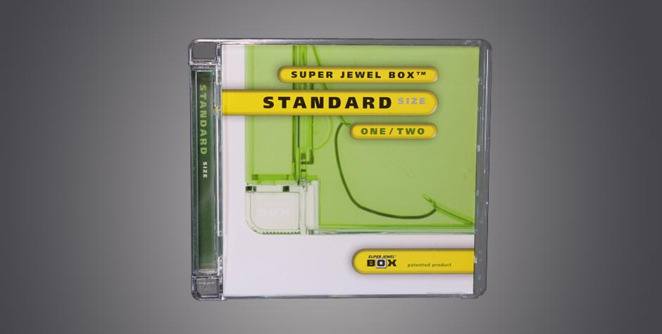 Super Jewel Box (Standard-Size)